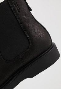 Vagabond - DEVON - Støvletter - black - 5