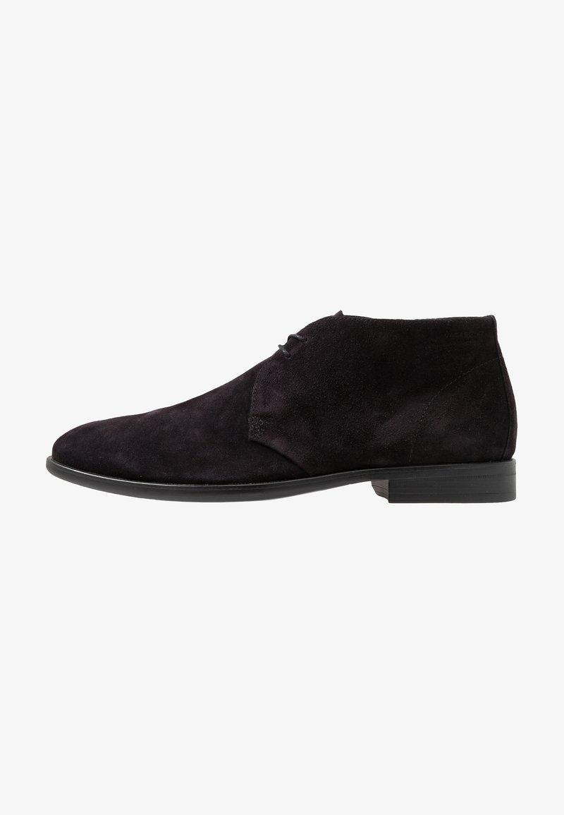 Vagabond - HARVEY - Zapatos con cordones - black
