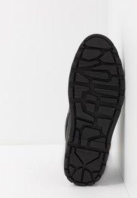 Vagabond - MILO - Šněrovací kotníkové boty - black - 4