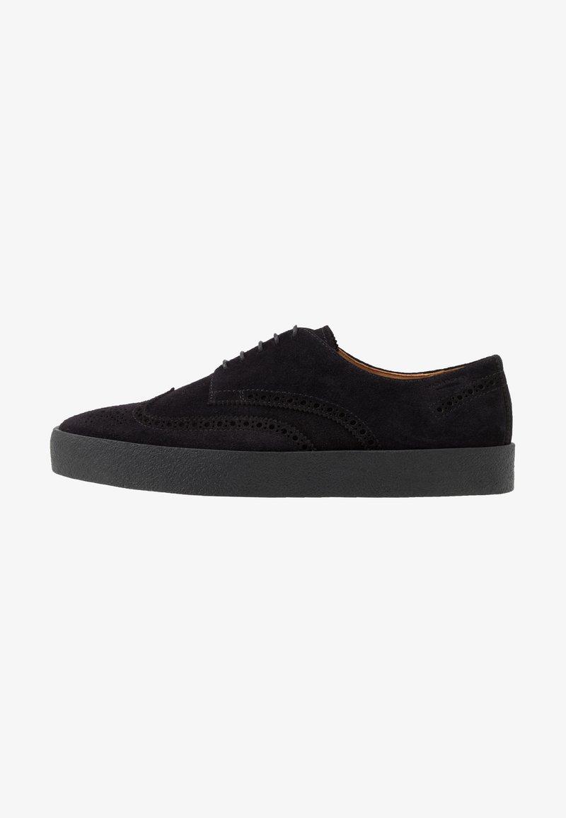 Vagabond - LUIS - Sneakersy niskie - black