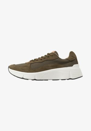 QUINCY - Trainers - olive