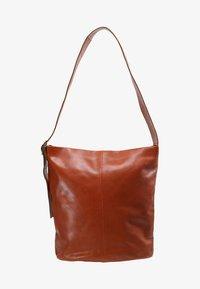 Vagabond - STOCKHOLM - Shopping bags - cognac - 4