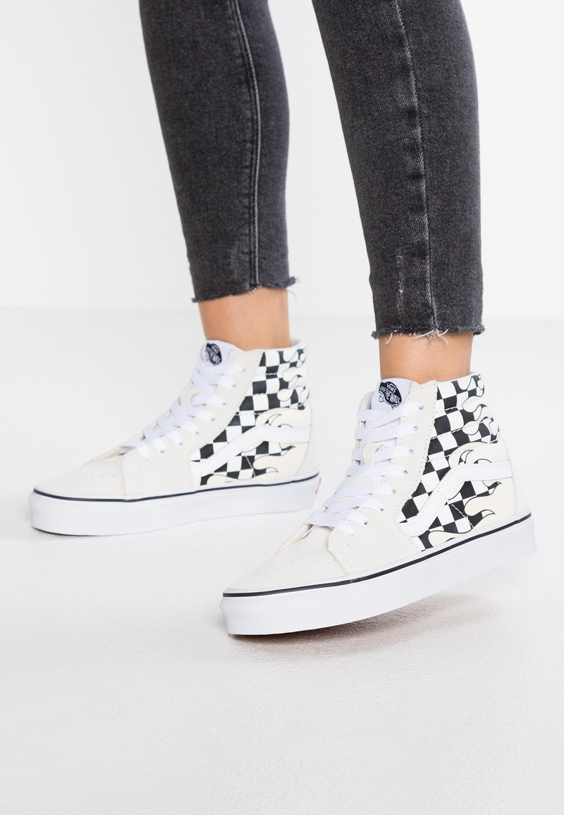 Vans - SK8-HI - Baskets montantes - white