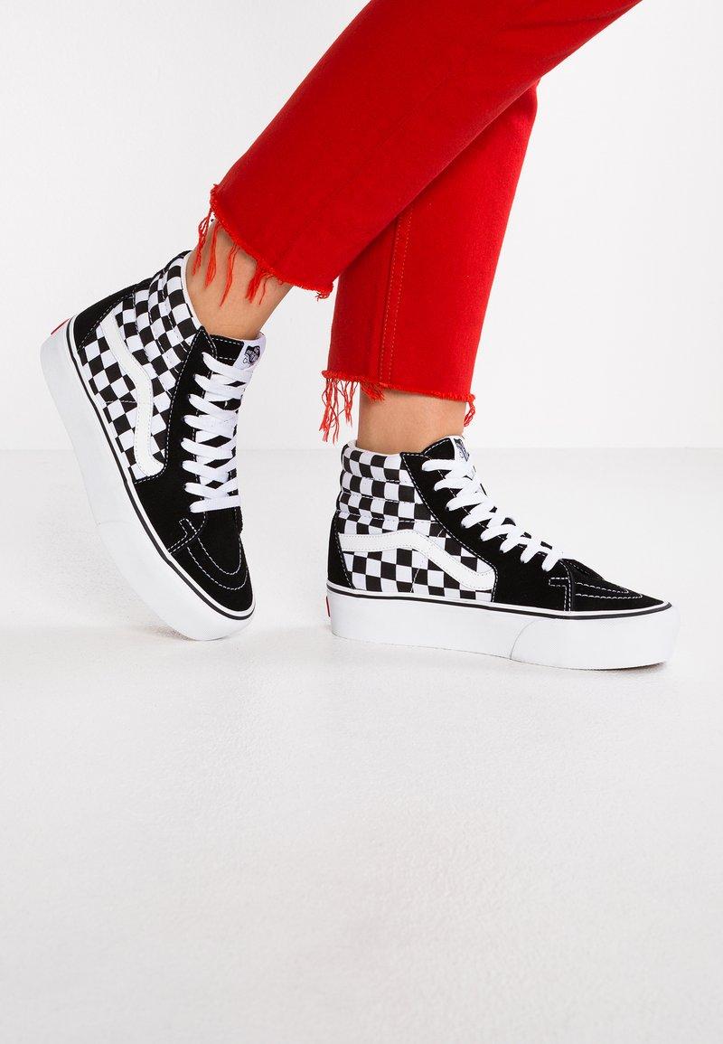 Vans - SK8 PLATFORM 2.0 - Sneaker high - black