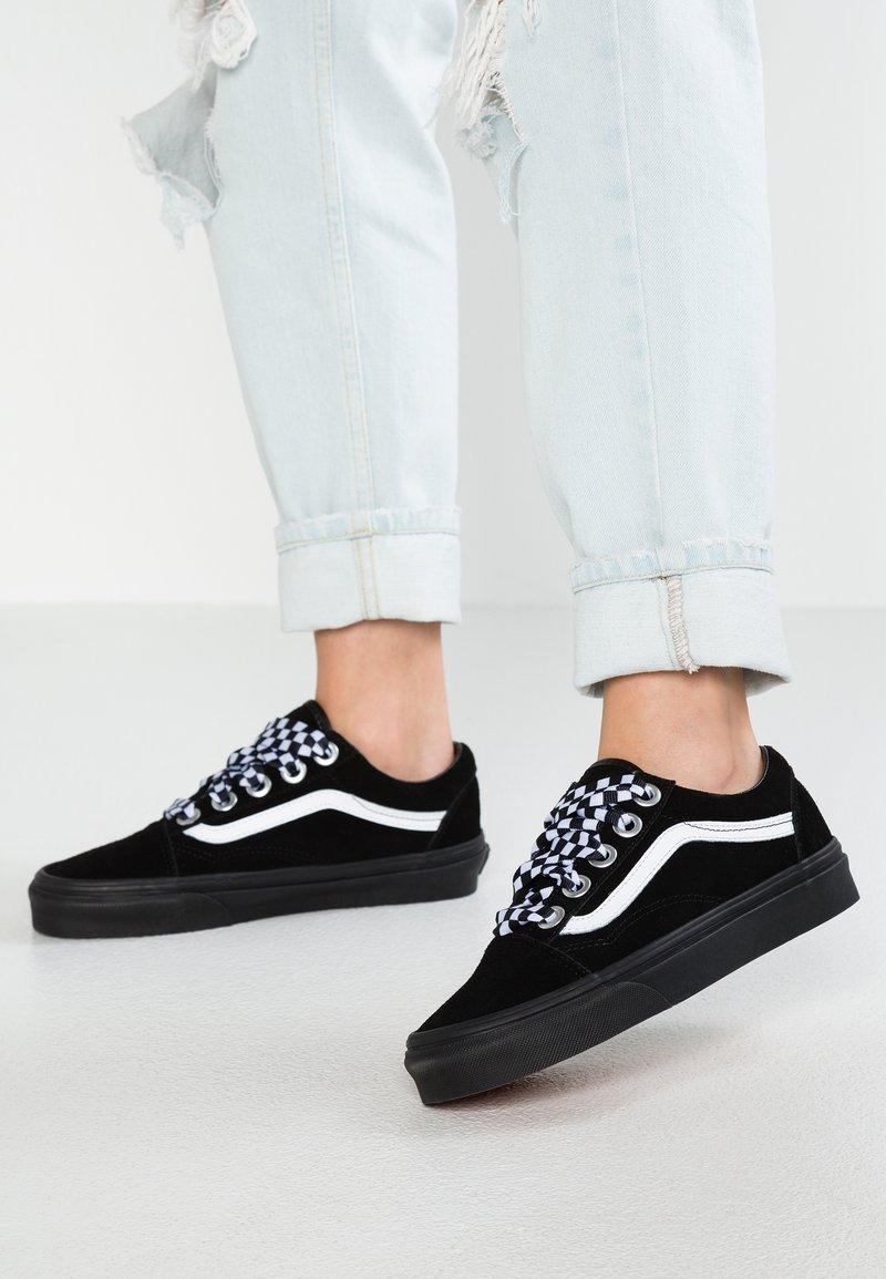 Vans - OLD SKOOL - Sneaker low - black