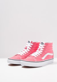 Vans - SK8 - Baskets montantes - strawberry pink/true white - 4