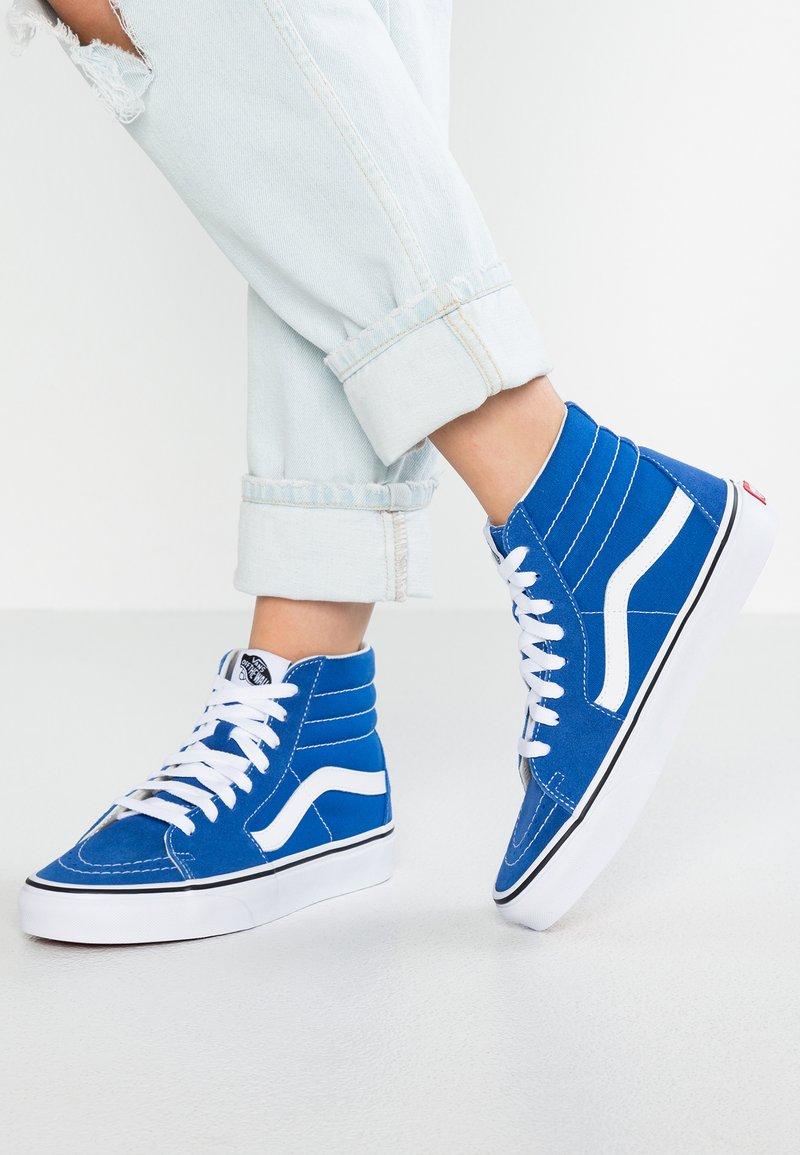 Vans - SK8 - Sneaker high - lapis blue/true white