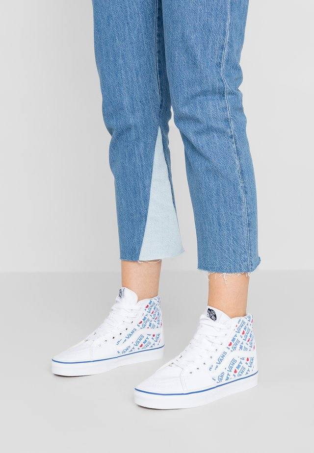 SK8 - Sneakers alte - true white