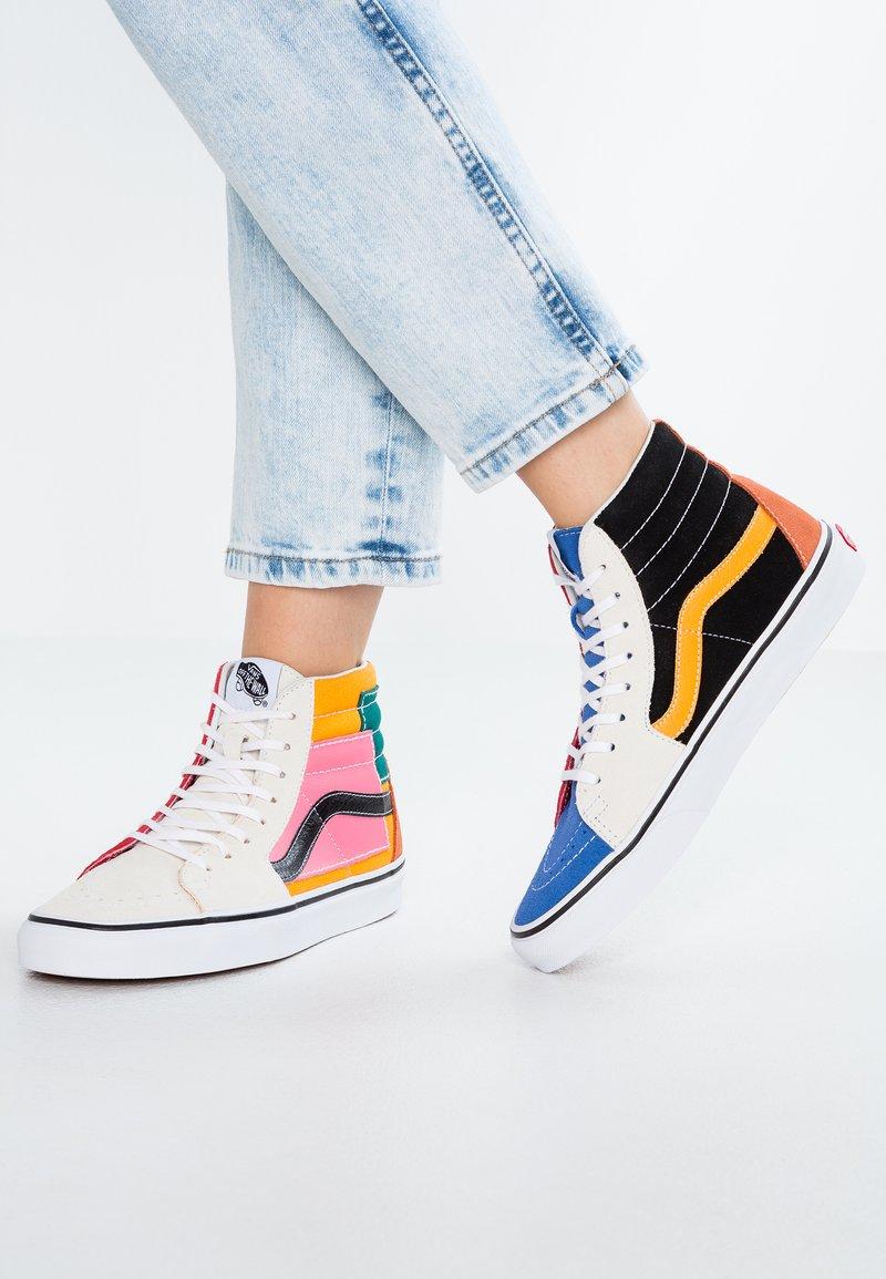 Vans - SK8 - High-top trainers - multicolor/true white