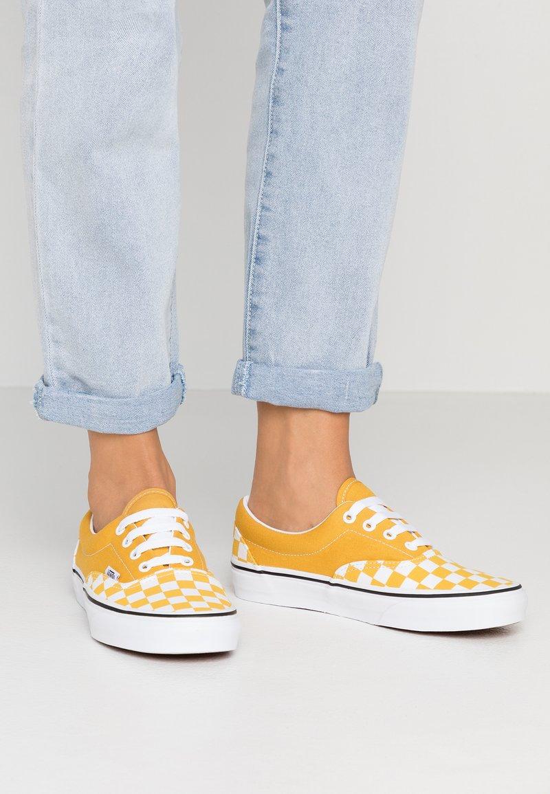 Vans - ERA - Sneaker low - yolk yellow/true white