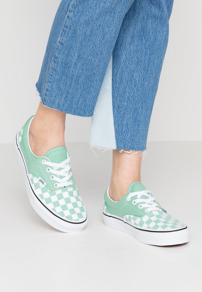 Vans - ERA - Sneaker low - neptune green/true white