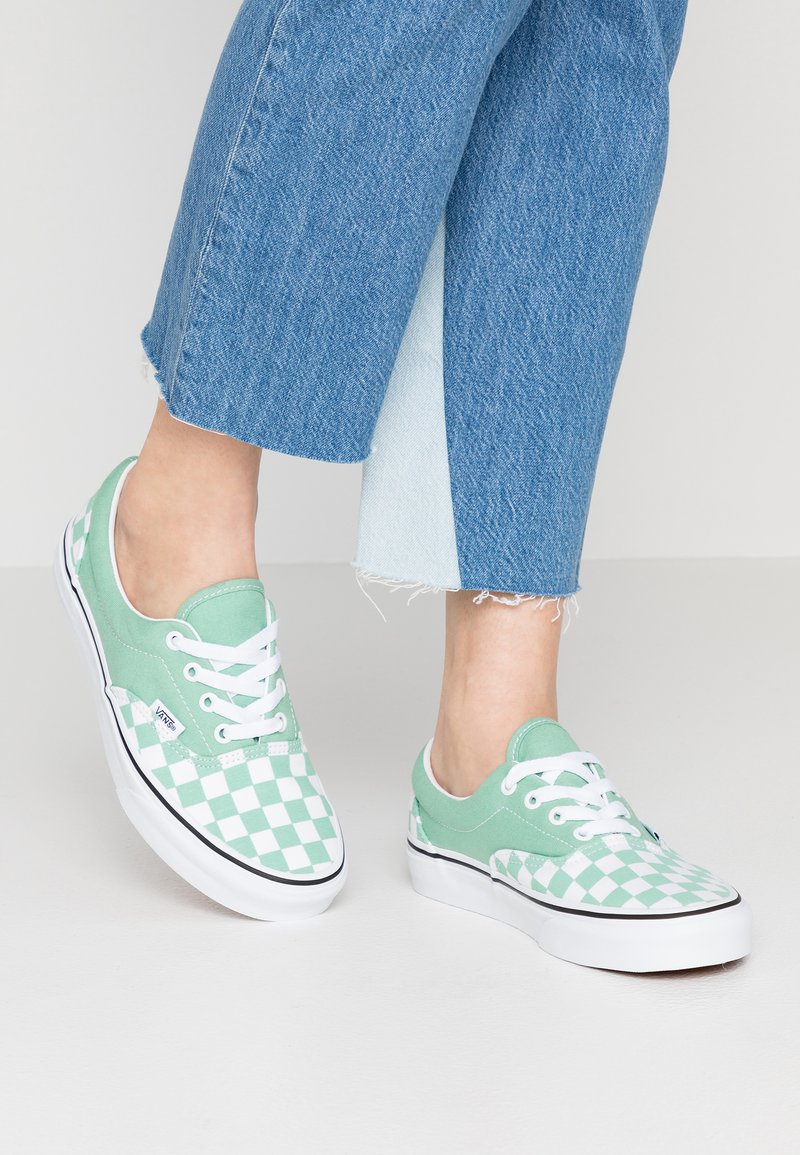 Vans - ERA - Trainers - neptune green/true white