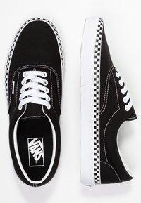 Vans - ERA - Sneaker low - black/true white - 3