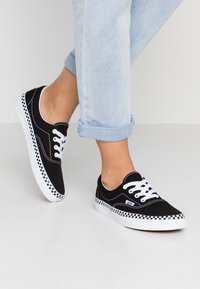 Vans - ERA - Sneaker low - black/true white - 0