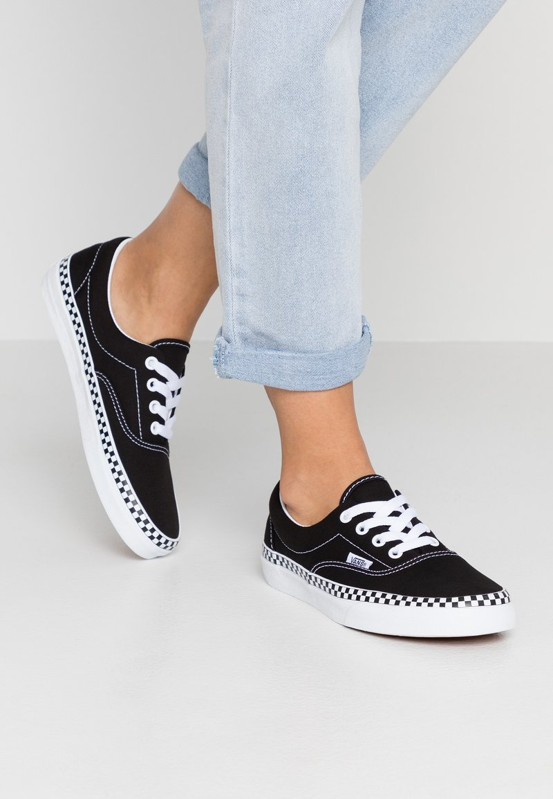 Vans - ERA - Sneaker low - black/true white