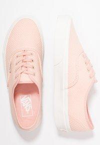 Vans - AUTHENTIC - Sneakers basse - spanish villa/snow white - 3