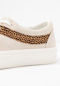 Vans - BOLD - Scarpe skate - turtledove - 2