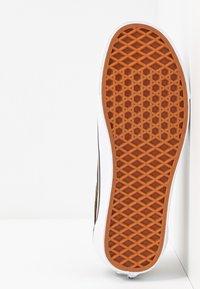 Vans - BOLD - Skate shoes - black/true white - 6