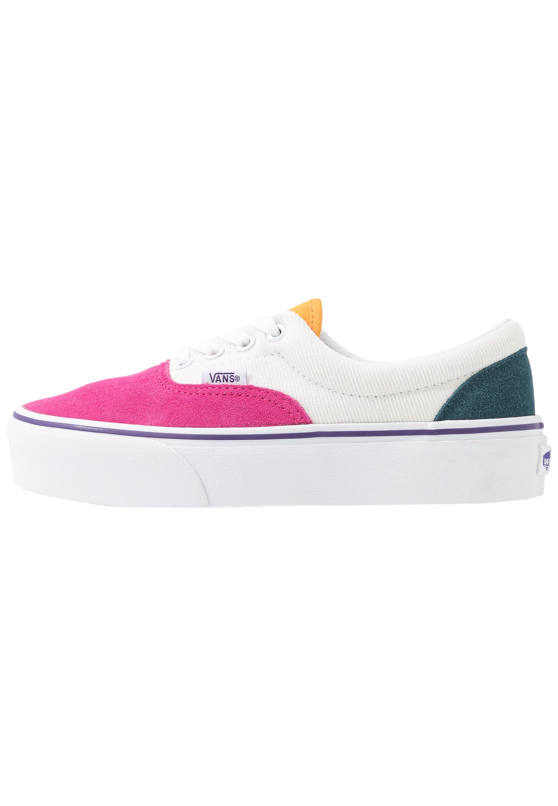 ERA PLATFORM Sneakers laag multicolortrue white