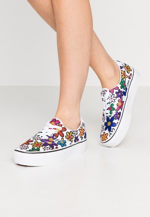 ERA PLATFORM - Trainers - rainbow/true white