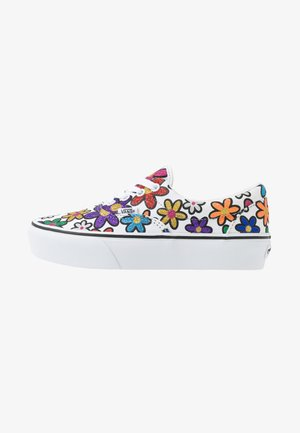ERA PLATFORM - Sneakers laag - rainbow/true white