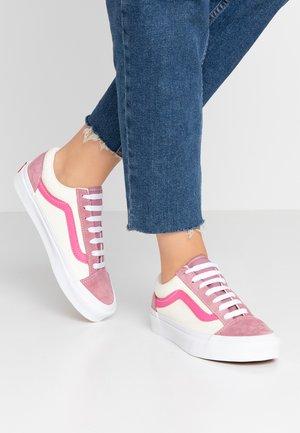 STYLE 36 - Zapatillas skate - nostalgia rose/azalea pink