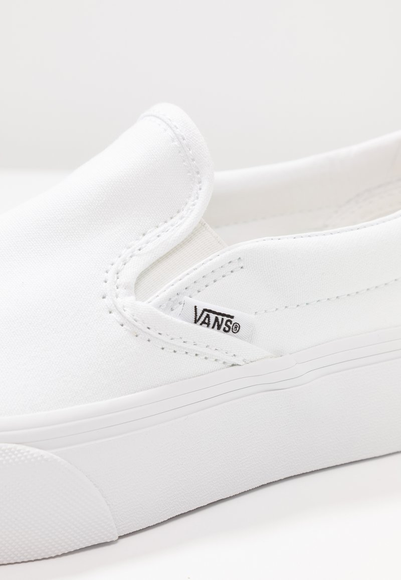 Classic PlatformMocassins True Vans White Vans PlatformMocassins Classic nZ8k0wONPX