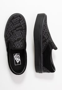 Vans - CLASSIC - Slip-ons - black - 3
