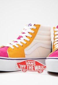 Vans - SK8 PLATFORM  - Zapatillas altas - multicolor/true white - 7