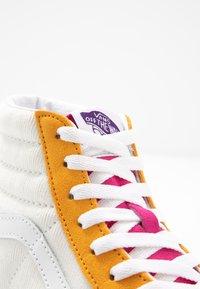 Vans - SK8 PLATFORM  - Zapatillas altas - multicolor/true white - 2
