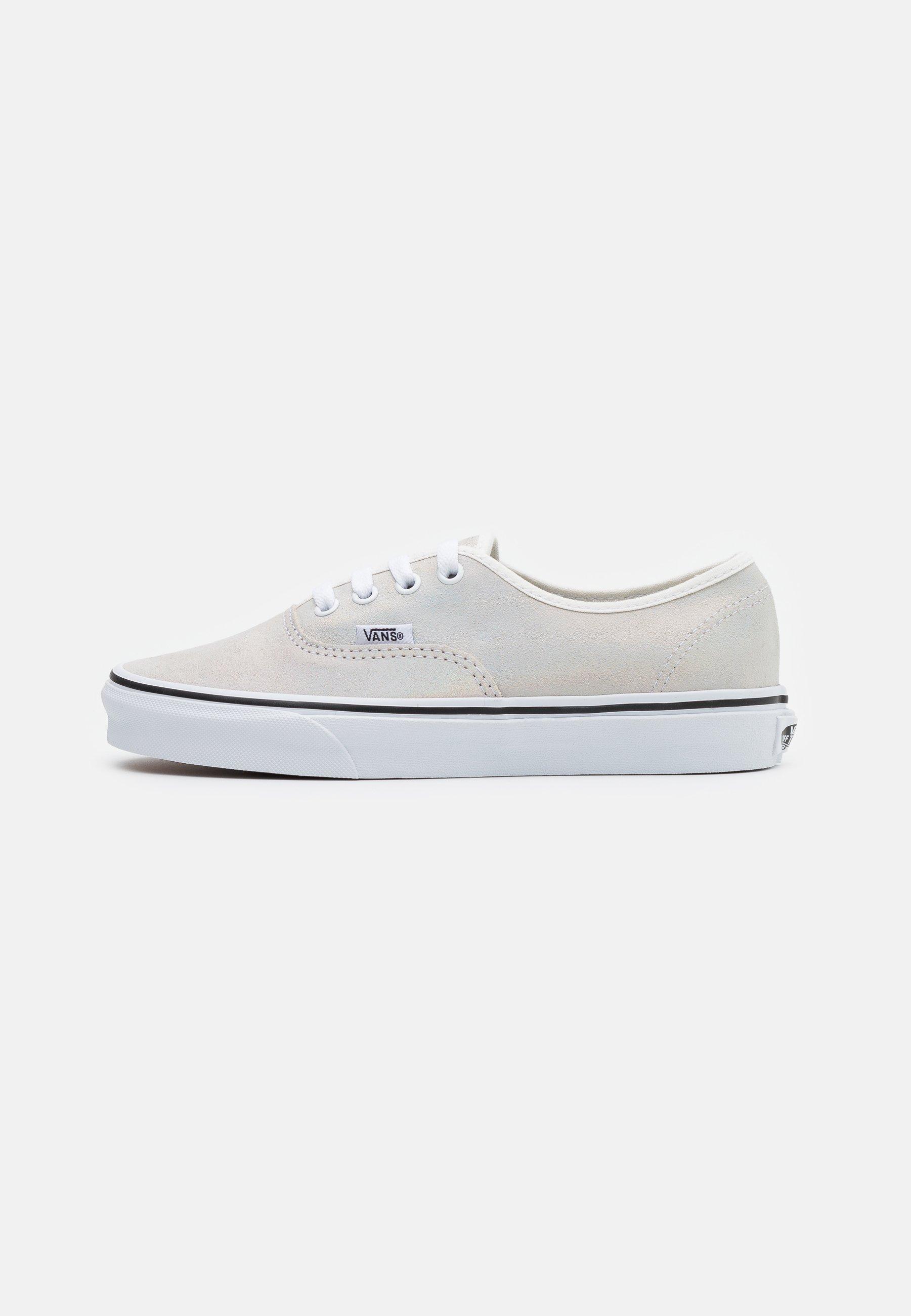 Vans AUTHENTIC - Sneaker low - metallic/blanc de blanc j6ZxEN