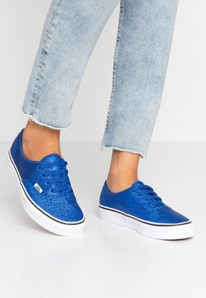 AUTHENTIC - Sneakersy niskie - princess blue/true white