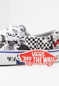 Vans - ERA - Sneakersy niskie - white/true white - 7