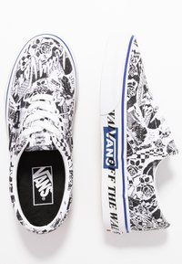 Vans - ERA - Sneakersy niskie - white/true white - 3