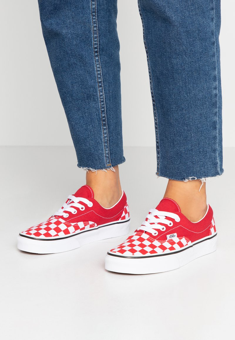Vans - ERA - Zapatillas - racing red/true white