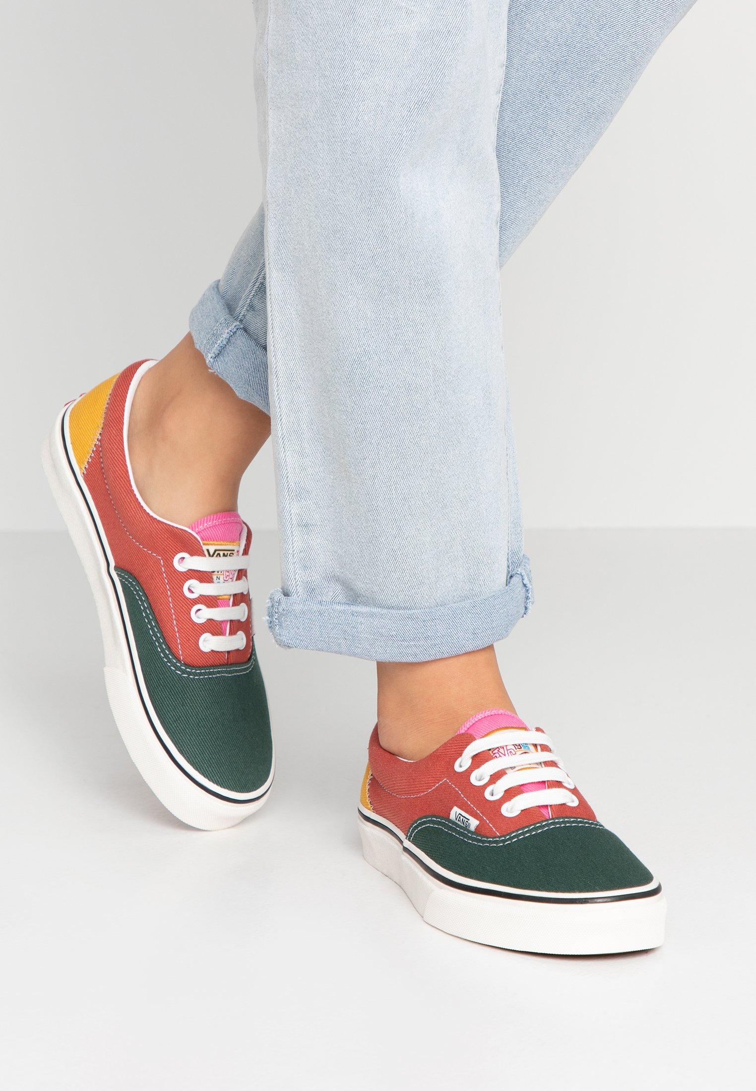 Vans ERA PLATFORM Sneakers laag multicolortrue white