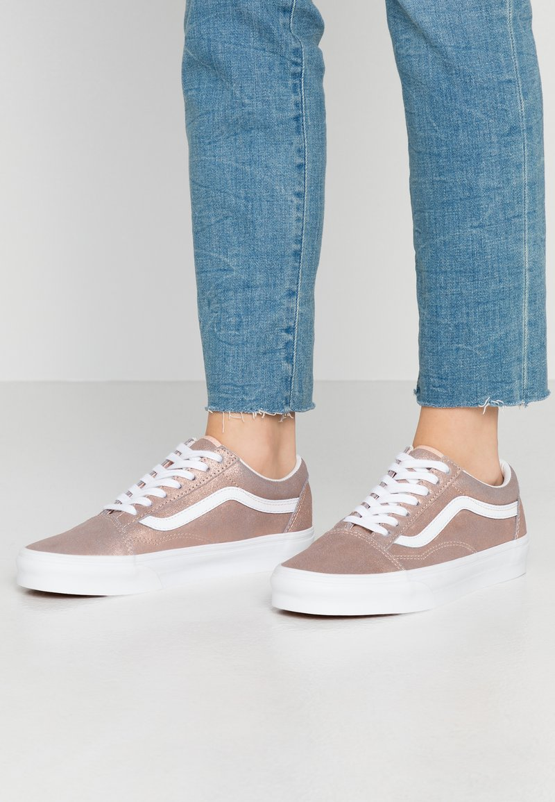 Vans - OLD SKOOL - Trainers - rose gold