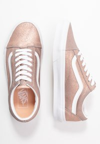 Vans - OLD SKOOL - Trainers - rose gold - 3