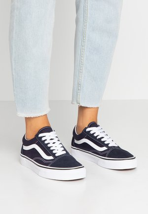 OLD SKOOL - Sneakersy niskie - night sky/true white