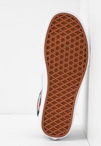 Vans - OLD SKOOL - Sneaker low - black/true white - 6