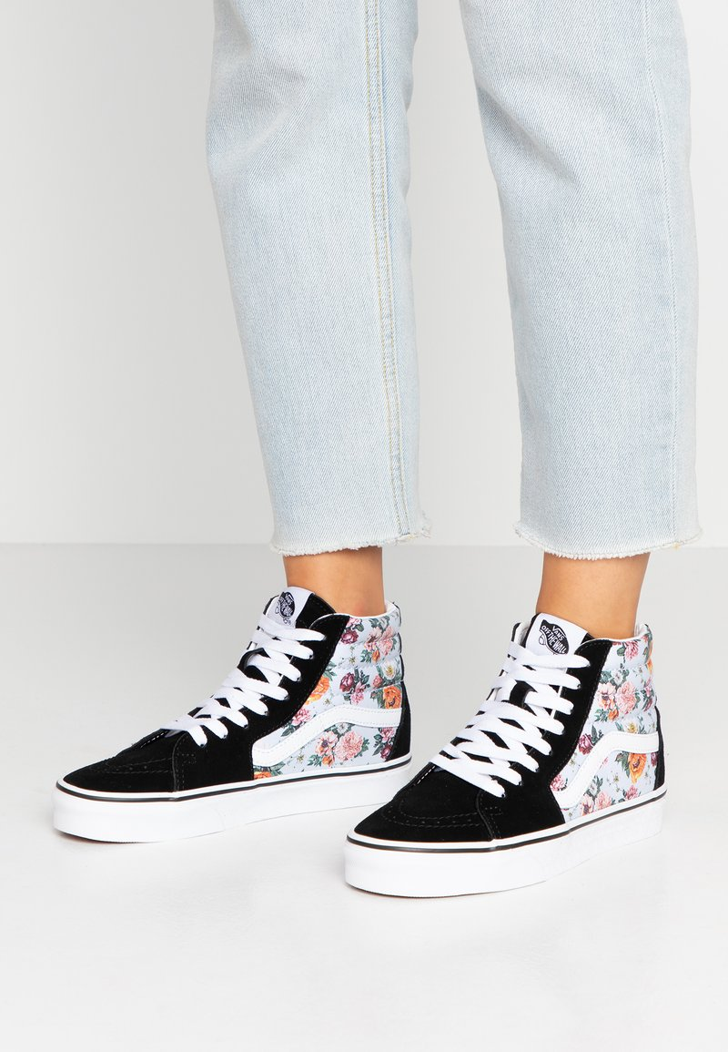 Vans - High-top trainers - true white