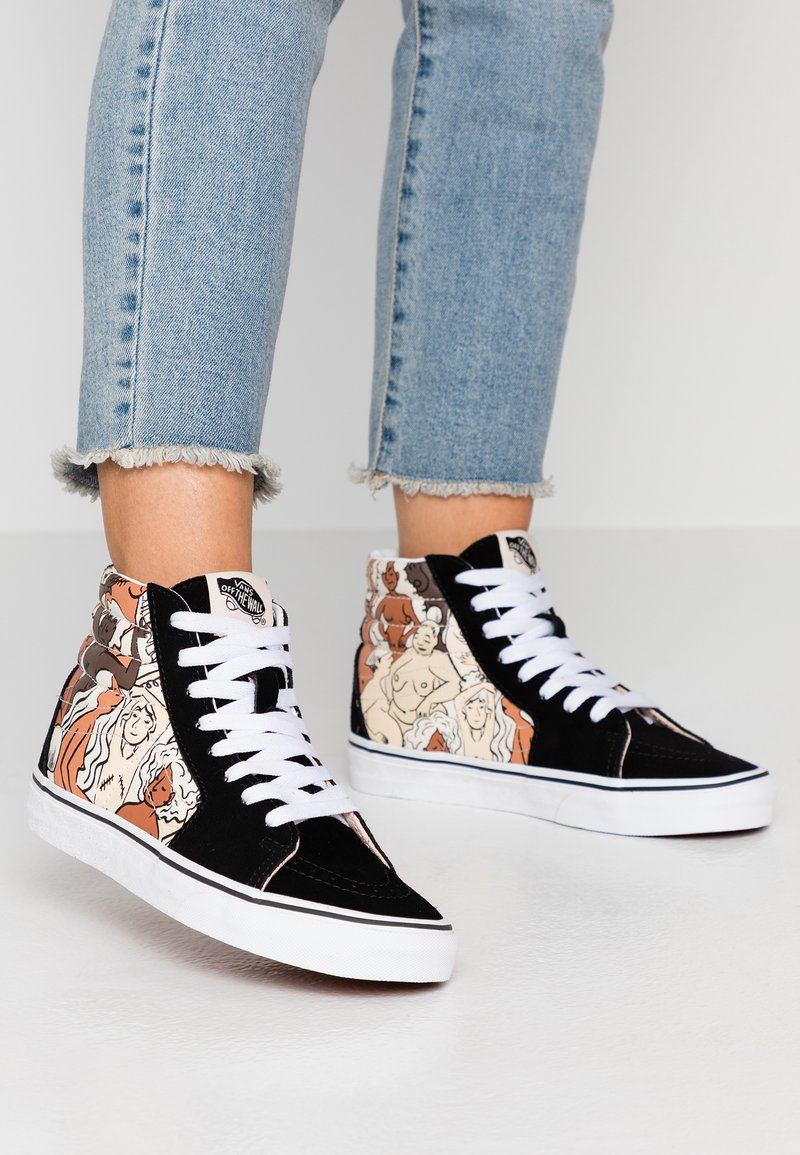 Vans - SK8 - High-top trainers - true white