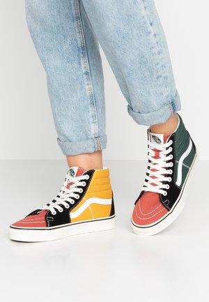 Sneakers high - multicolor/blanc de blanc