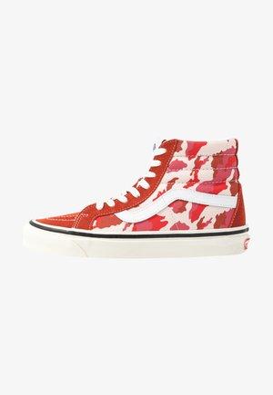ANAHEIM FACTORY SK8  - Zapatillas altas - red