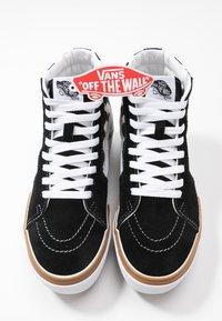 Vans - SK8 STACKED - Zapatillas altas - multicolor/true white - 9