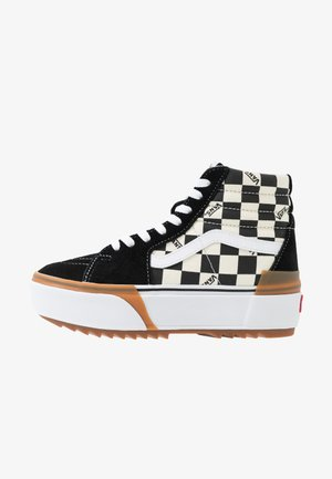 SK8 STACKED - High-top trainers - multicolor/true white