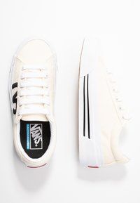Vans - SID NI - Sneaker low - classic white/true white - 3