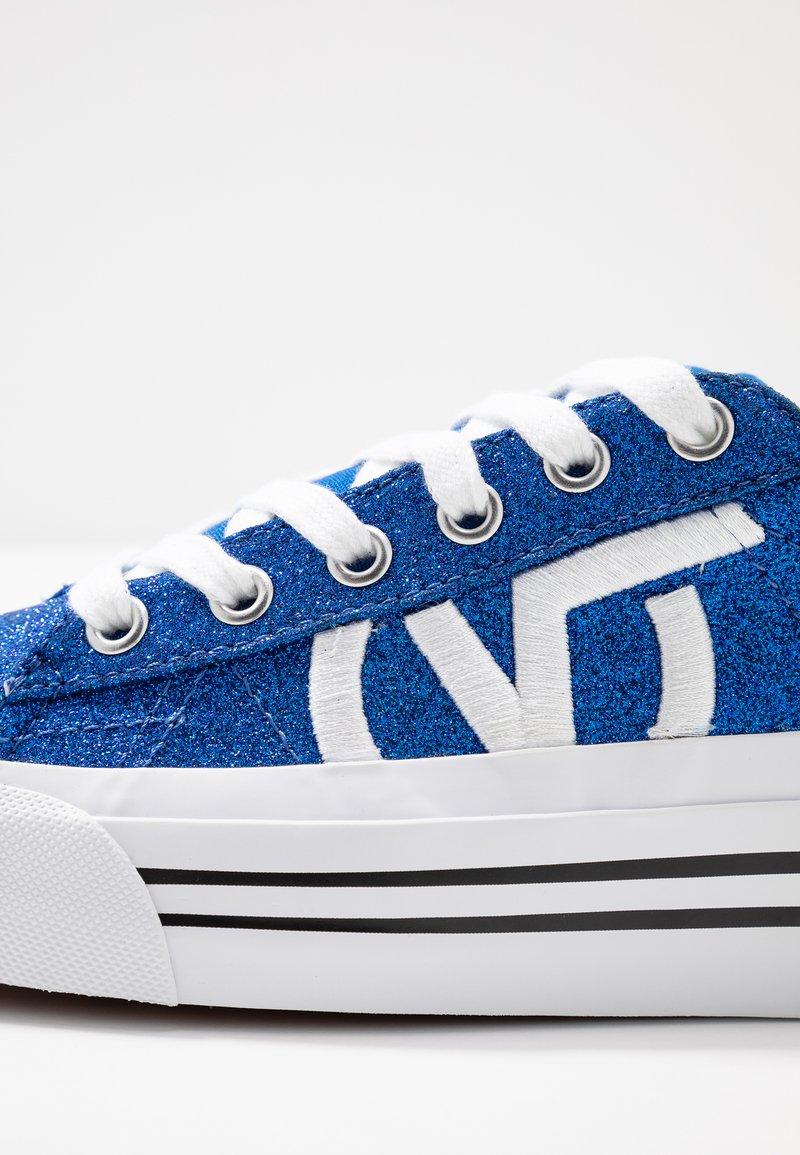 Basses White Baskets Vans true Princess Blue 9IYEH2WDe