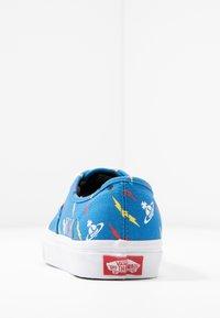 Vans - AUTHENTIC X VIVIENNE WESTWOOD - Sneakers - thunderbolt orbs/true white - 7