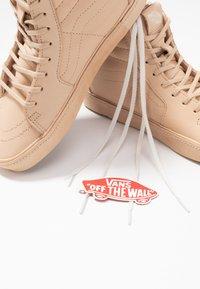 Vans - SK8 VIVIENNE WESTWOOD - Skate shoes - tan - 9